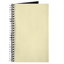 modern light yellow Journal
