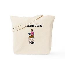 Custom Librarian Tote Bag