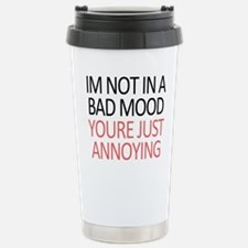 Bad Mood Travel Mug