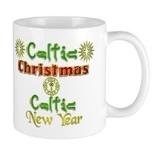 Celtic Greetings.:-) Mug