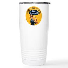 Cute Nonprofit Travel Mug