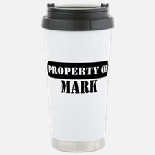 Unique Mark Travel Mug