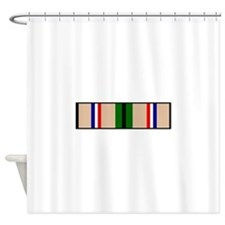 DESERT STORM RIBBON Shower Curtain