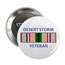 """DESERT STORM VETERAN 2.25"""" Button (100 pack)"""