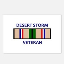 DESERT STORM VETERAN Postcards (Package of 8)
