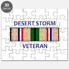 DESERT STORM VETERAN Puzzle