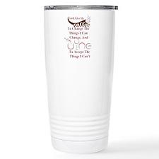 Funny Inspirational Travel Mug