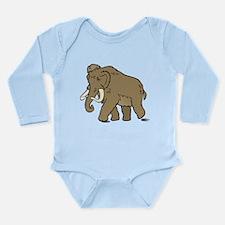 Cute Woolly Mammoth Body Suit