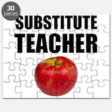 Substitute Teacher Puzzle
