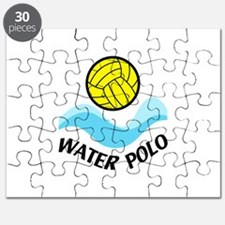 WATER POLO WAVES Puzzle