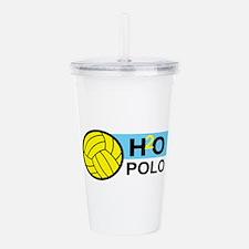 H2O POLO Acrylic Double-wall Tumbler