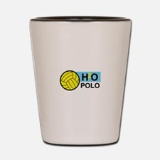 H2O POLO Shot Glass
