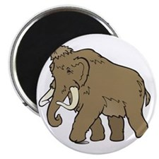 Cute Woolly Mammoth Magnets