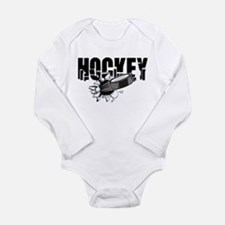 hockey101bigrectangle Body Suit