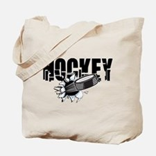 hockey101bigrectangle.png Tote Bag