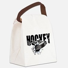 hockey101bigrectangle.png Canvas Lunch Bag