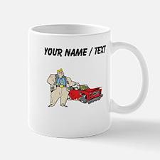 Custom Car Salesman Mugs