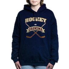 hockey132dark.png Women's Hooded Sweatshirt