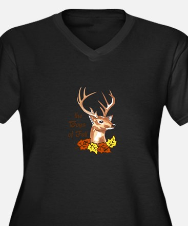 THE BOYS OF FALL Plus Size T-Shirt