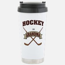 hockey132light.png Stainless Steel Travel Mug