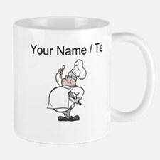 Custom Cartoon Chef Mugs