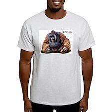 Bornean Orangutan T-Shirt