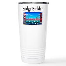 Unique Iron worker Travel Mug