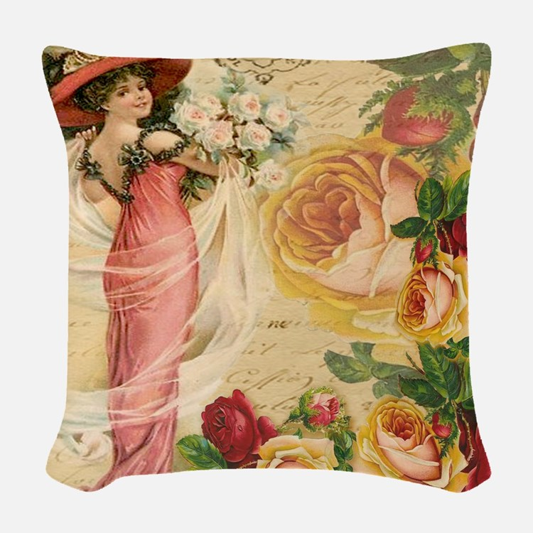 Victorian Pillows, Victorian Throw Pillows & Decorative Couch Pillows