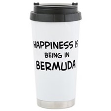 Cool Happiness being Travel Mug