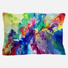 Touch Me Here Pillow Case