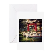 Tranquility Greeting Cards