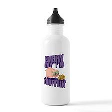 Every Day I'm Trufflin Water Bottle