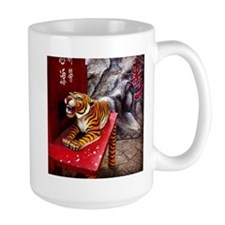 Tiger Guardian Mugs