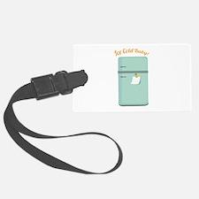 IceBox_IceColdBaby! Luggage Tag