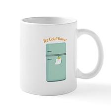 IceBox_IceColdBaby! Mugs