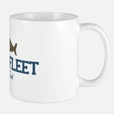 Wellfleet - Cape Cod Massachusetts. Mug Mugs