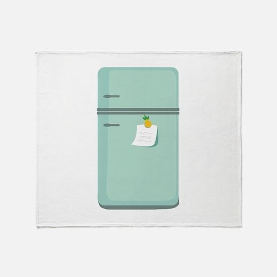 IceBox_Base Throw Blanket