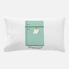 IceBox_Freeze! Pillow Case