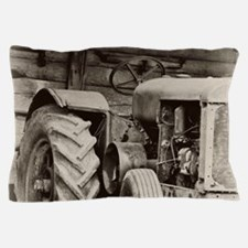 Family Tractor Pillow Case
