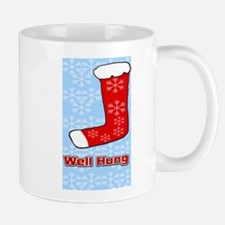 Well Hung Stocking Mugs