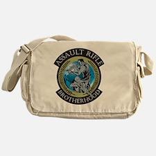 Unique Assault rifle Messenger Bag