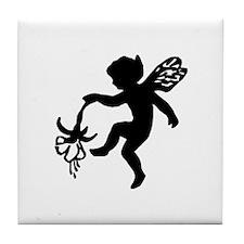 Fairy Images Tile Coaster