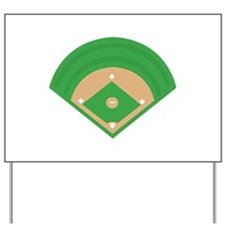 BaseballField_Base Yard Sign