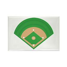 BaseballField_Base Magnets