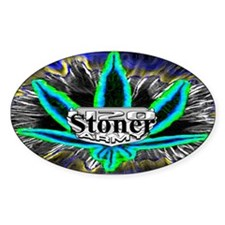 Stoner Army OG Oval Decal