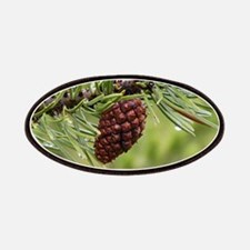 Pine Cone Patches