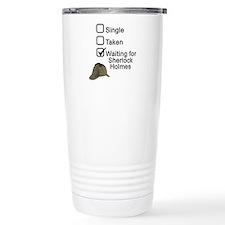 Funny Sherlock Travel Mug