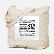Speech pathology Tote Bag