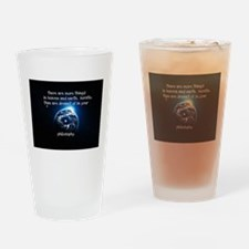 Heaven and Earth Drinking Glass