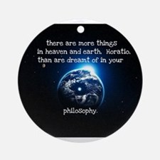 Heaven and Earth Ornament (Round)